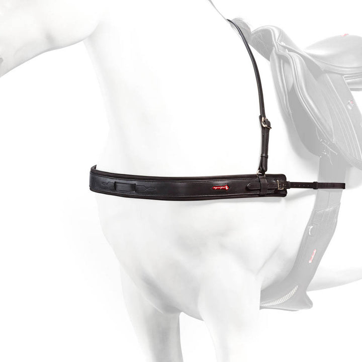 Equipe Straight Breast Plate BP24
