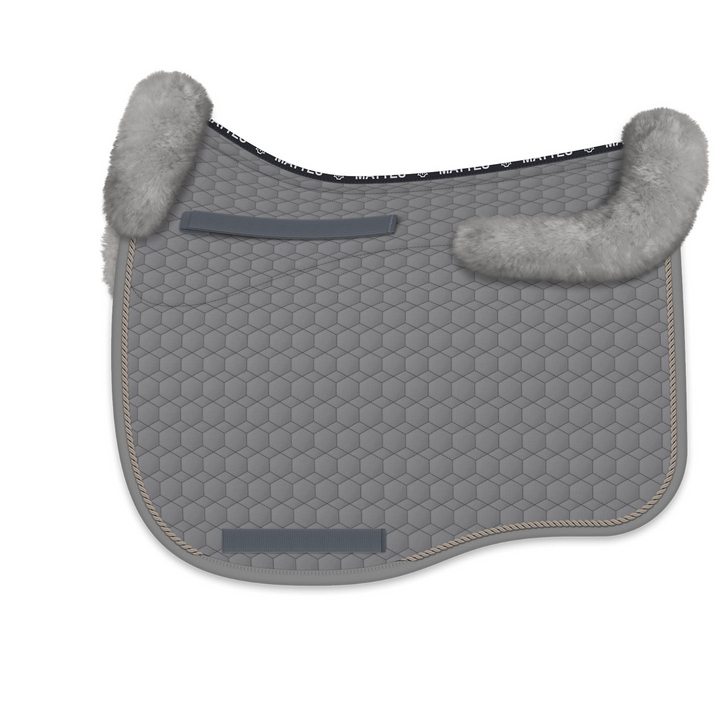 Mattes Eurofit Dressage Fleece - Grey
