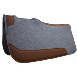 Fort Worth Contoured Felt Saddle Pad