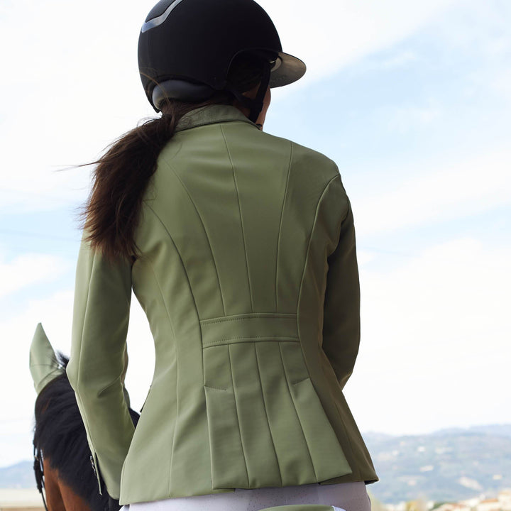 Cavalleria Toscana Ladies GP Riding Jacket -  Cavalleria Toscana