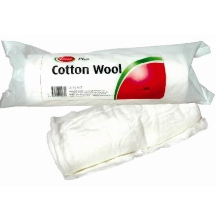 Value Plus Cotton Wool
