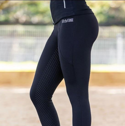 BARE Youth ThermoFit Winter Performance Riding Tights