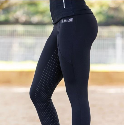 BARE ThermoFit Winter Performance Riding Tights