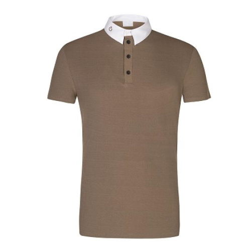 CT Men's Piquet Stretch Polo