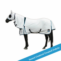 Wild Horse IC Ripstop Rug with Hood & Ears
