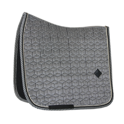 Kentucky Saddle Pad Pied-De-Poule - Dressage