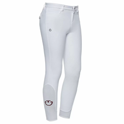 Cavalleria Toscana Boys Knee Grip Breeches