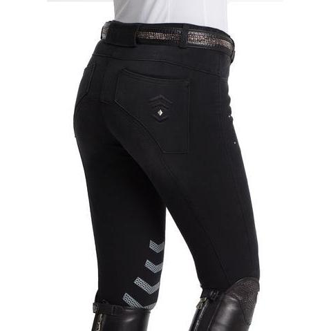 Aztec Diamond Denim Breeches -  Aztec Diamond Equestrian