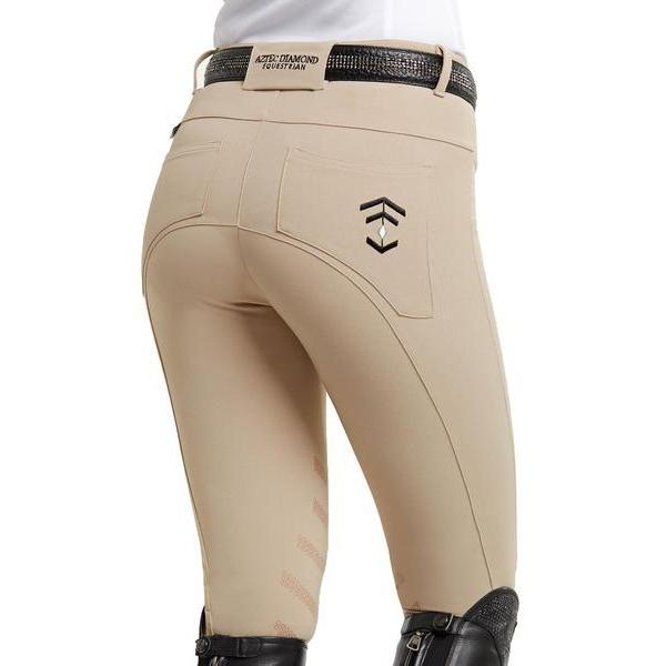 Aztec Diamond Technical Breeches -  Aztec Diamond Equestrian