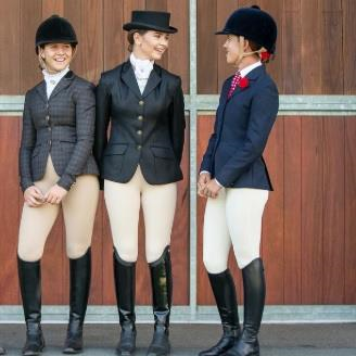 BARE Performance Tights Competition Colours -  Bare Equestrian