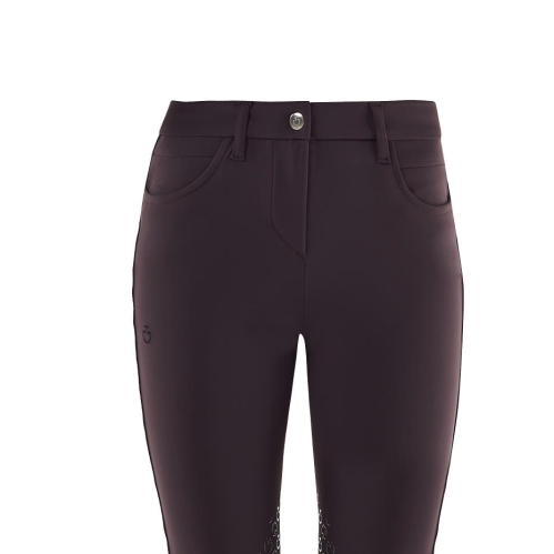 Cavalleria Toscana Girl's Colour Grip Breeches -  Cavalleria Toscana