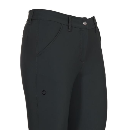 Cavalleria Toscana Knee-High Perforated  Breeches -  Cavalleria Toscana