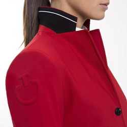 Cavalleria Toscana Knit Collar Riding Jacket -  Cavalleria Toscana