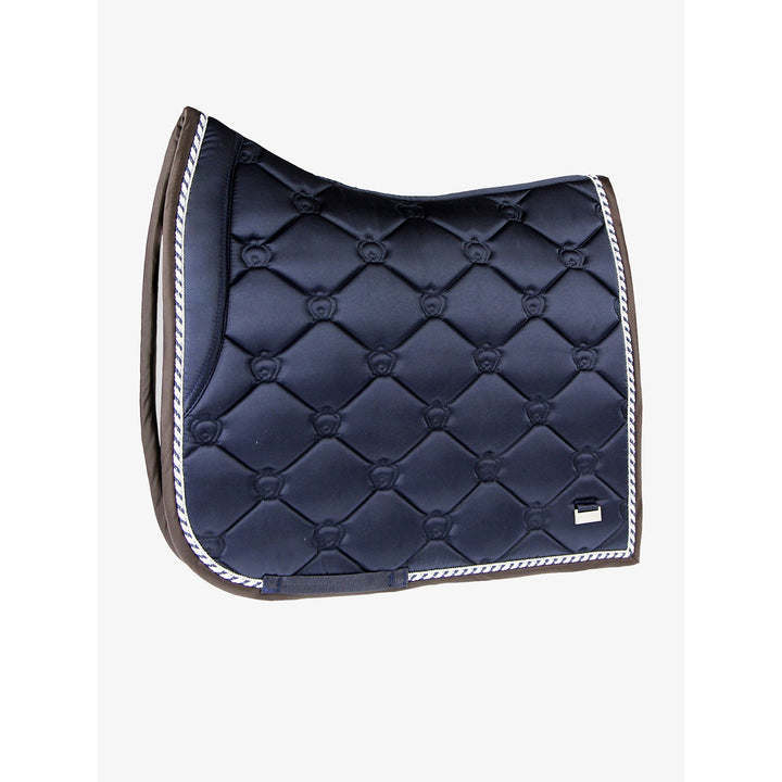 PS Of Sweden Dressage Saddle Pad Monogram  - Deep Sapphire