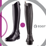 Ego7 Aries Long Boot - Black - Sizes 40-45 -  Ego7