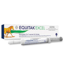 Equitak Excel -  Saddleworld P/L