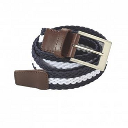 Euro-Star Plaited Belt -  euro-star