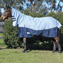 Eurohunter Rainsheet - Combo -  Saddleworld P/L