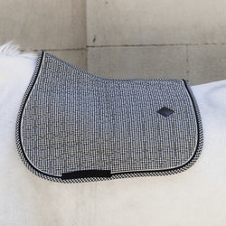 Kentucky Saddle Pad Pied-De-Poule - Jumping