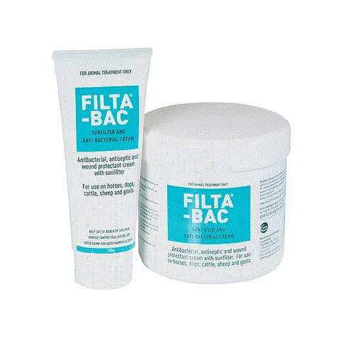 Filta bac Sunscreen
