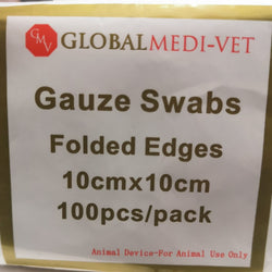 Gauze Swabs -  Saddleworld P/L