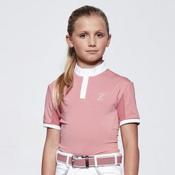 Harcour Girl's Monica Competition Polo -  Mustad Australia
