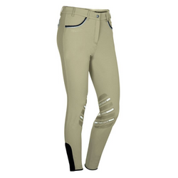 Harcour Hermina Ladies Fix Grip Breeches -  Mustad Australia
