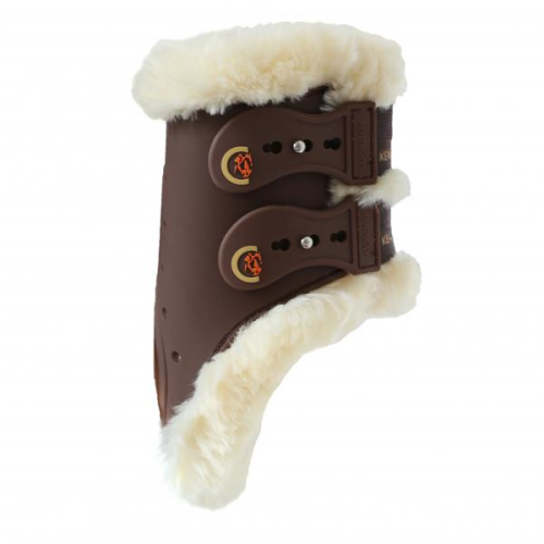 Kentucky Sheepskin Elastic Fetlock Boots -  Saddleworld P/L