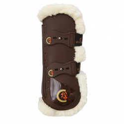 Kentucky Sheepskin Elastic Tendon Boots -  Saddleworld P/L