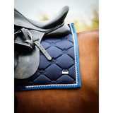 PS Of Sweden Dressage Saddle Pad Monogram  - Marine