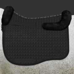 Mattes Eurofit Dressage Fleece - Black -  Mattes