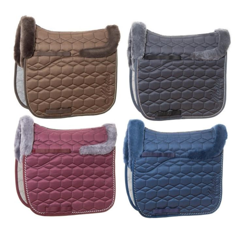 Mattes Limited Edition Eurofit Dressage Saddle Pad -  Mattes