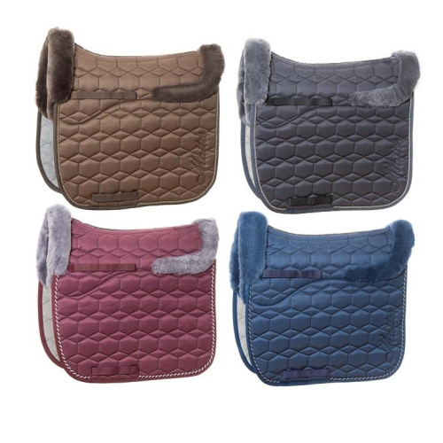 Mattes Limited Edition Square Show Jump Saddle Pad -  Mattes