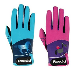 Roeckl Junior Kansas Glove -  Zilco
