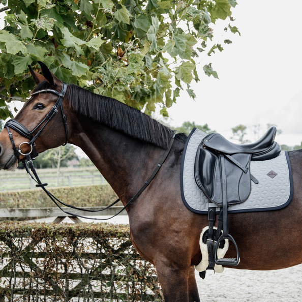 Kentucky Soft Shell Saddle Pad - Dressage