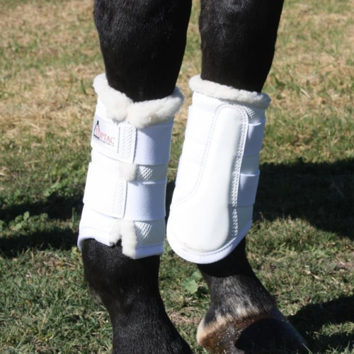 Toptac Fleece Tendon Boots -  Toptac International Ltd