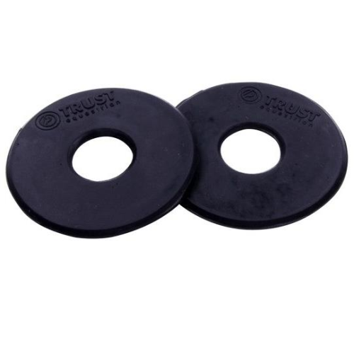 Trust Rubber Bit Ring - pair -  Equine Industry