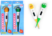 Sensitive Digital LCD Heating Baby Thermometer Tools