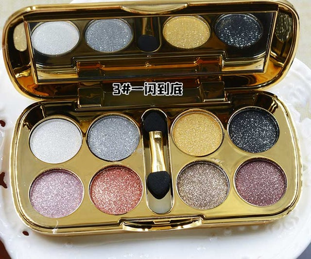 Eye Shadow Brand Color Cosmetics  Mineral Powder