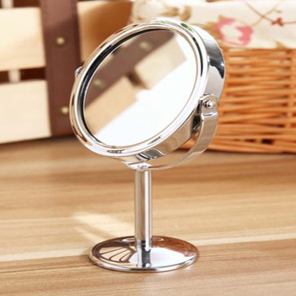 Beauty Cosmetic Tool Round Circle Makeup Mirror - DoorBusterDirect