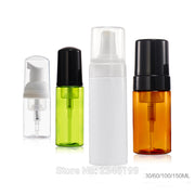 Portable Travel Cream Skincare Refillable Bottle