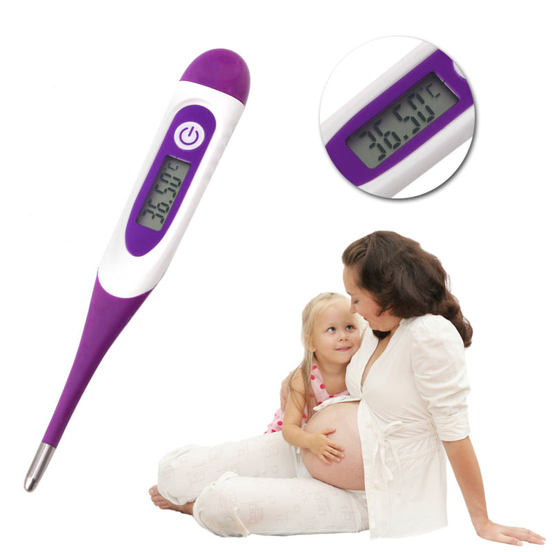 Women LED Digital Basal Measuring Ovulation Thermometer