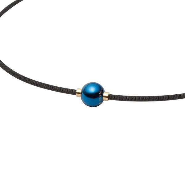 RAKUWA NECKLACE Metax MIRROR BALL - 5 SUPERB COLOURS