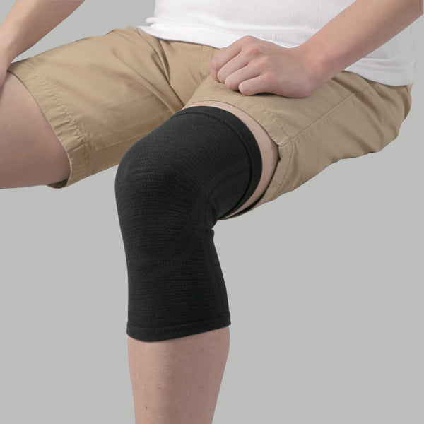 Phiten KNEE SUPPORTER SOFT TYPE