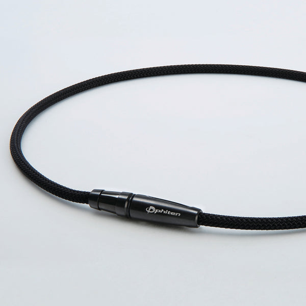 PHITEN RAKUWA NECKLACE X100 LEASH MODEL 50CM