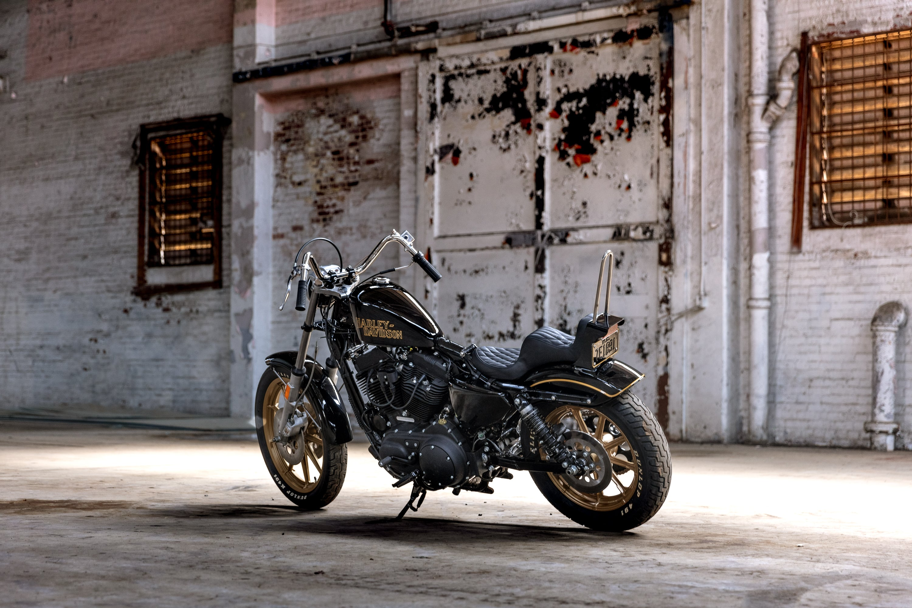 Chapter Four: Harley Davidson x The Congregation Show - 2019 Iron