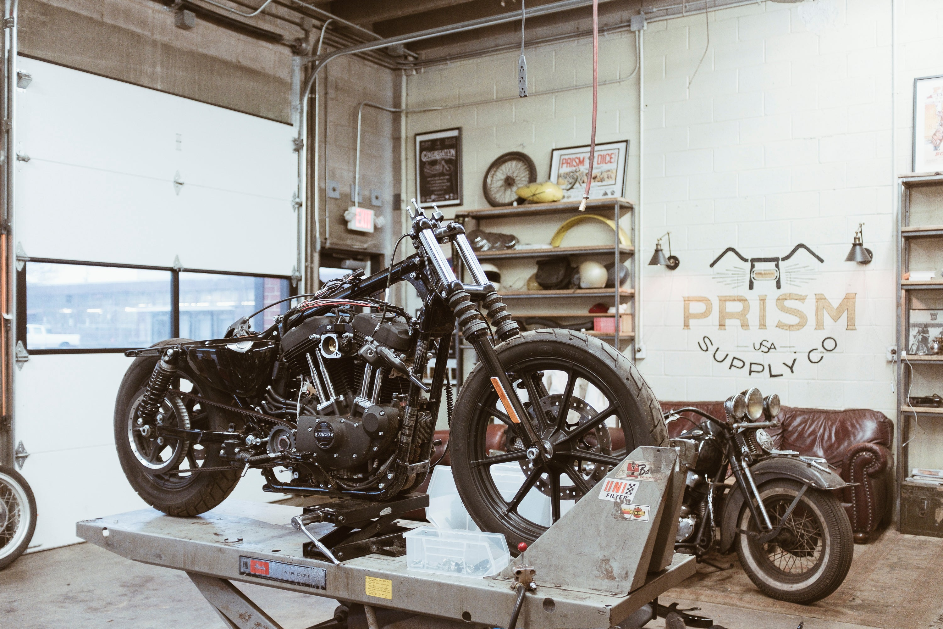 Harley, Davidson, 2019, Iron, 1200, Sportster, Giveaway, Motorcycle, The, Congregation, Show, Prism, Supply, Dice, Magazine