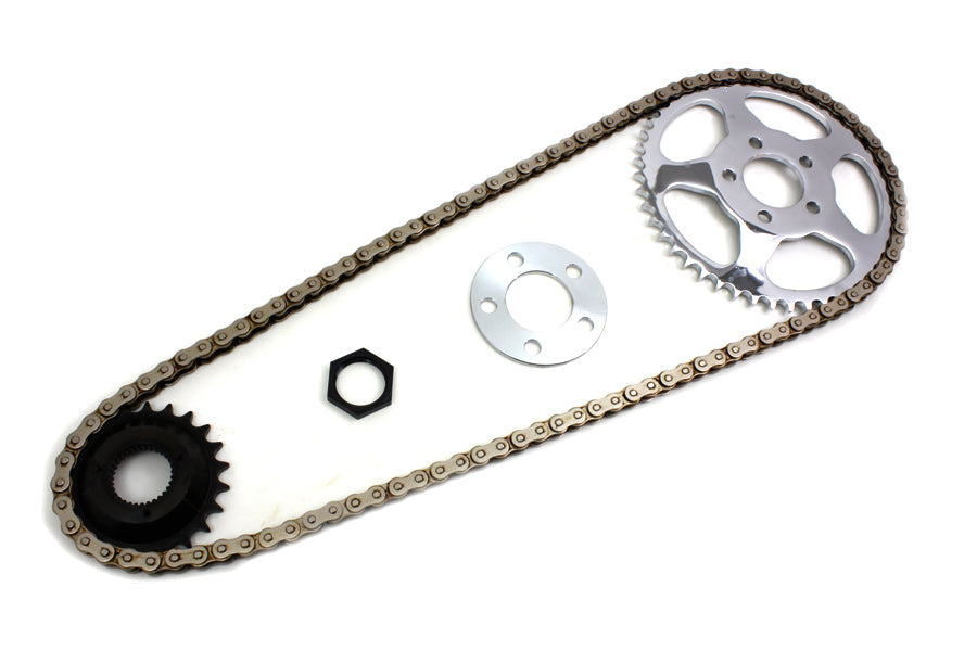 Sportster Chain Drive Conversion Kit 91-06