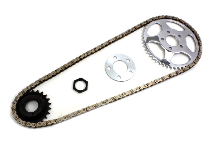 Sportster Chain Drive Conversion Kit - MC Parts - Prism Supply
