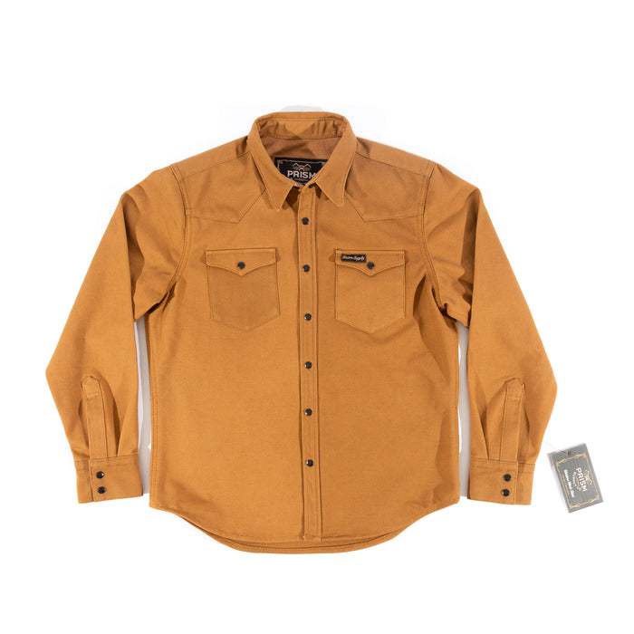 Western Work Shirt - Duck Canvas - Apparel and Accessories - Prism Supply